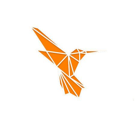 Logo der Firma Hummingbird